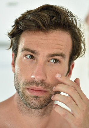 Photo of skin rejuvenation for men